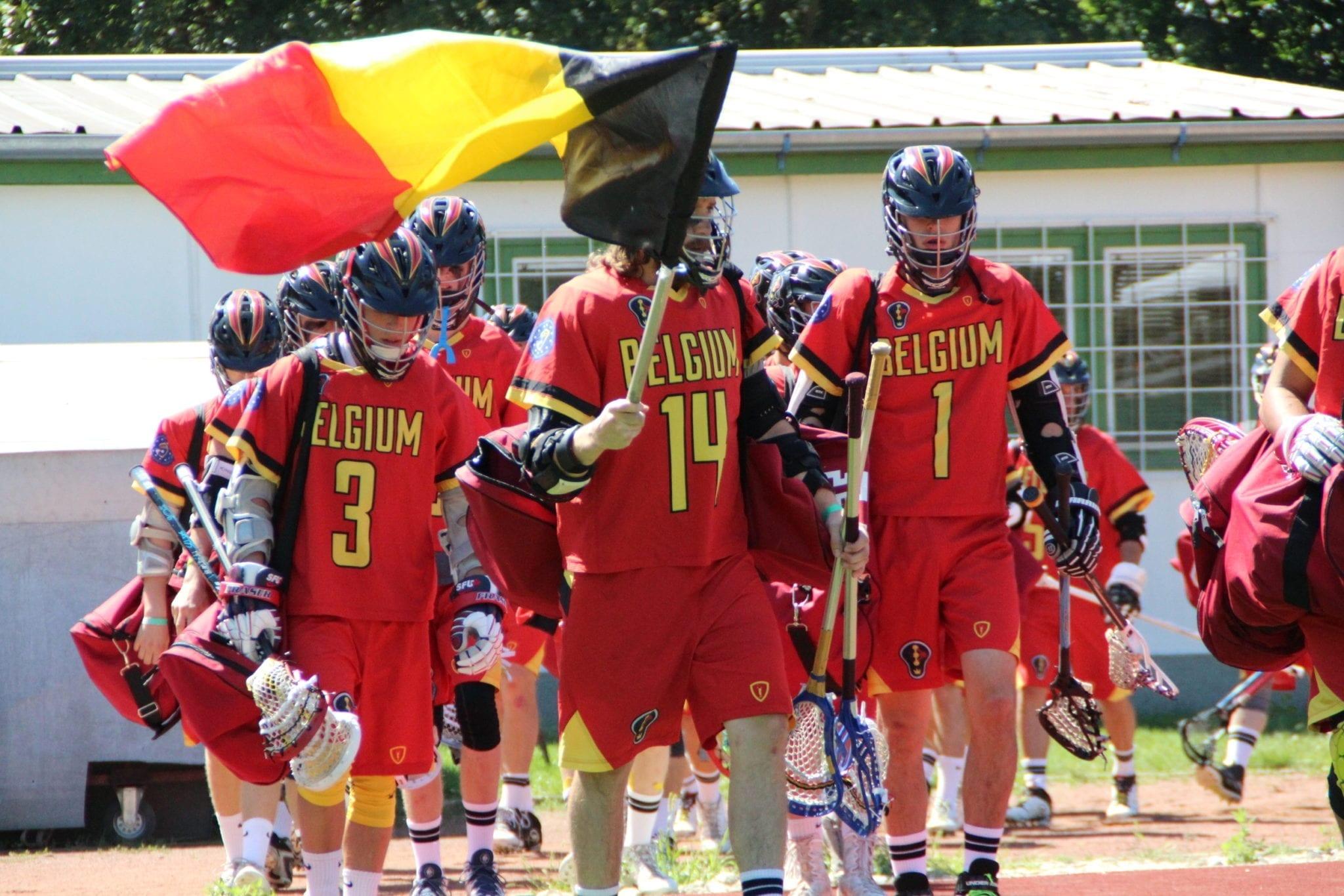 brussels university lacrosse - belgium